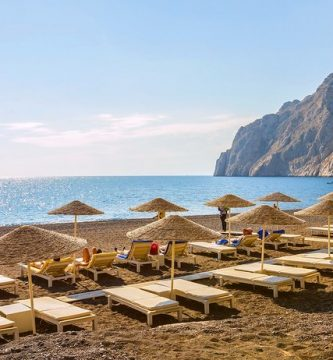 10 mejores playas de Santorini