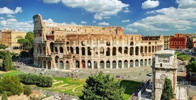 15 atracciones turísticas mejor valoradas en Roma