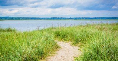 6 playas mejor valoradas en New Hampshire