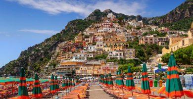 Guía de viaje de Costa de Amalfi noticias