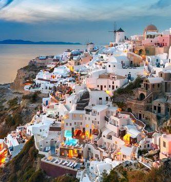 Guía de viaje de Santorini noticias de viajes