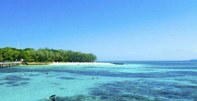 Guía de viaje de la Gran Barrera de Coral