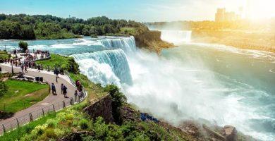 Guía de viaje de las Cataratas del Niágara noticias de viajes