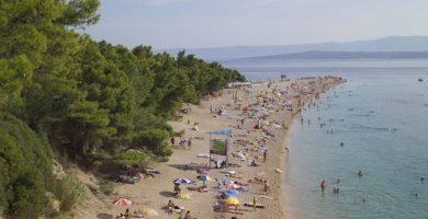 Las 14 playas nudistas más bellas de Croacia