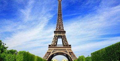 atracciones turísticas mejor valoradas en París