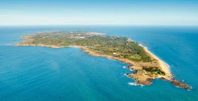 Île-d'Yeu, la isla secreta de Francia playas y pueblos
